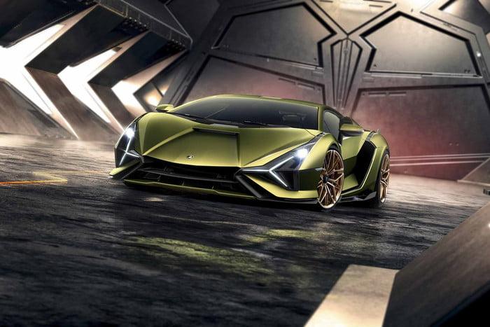 ปล่อยภาพ Lamborghini Sián ซุปเปอร์คาร์ไฮบริด ที่มีแต่ Lamborghini เท่านั้นที่สามารถทำได้ 1