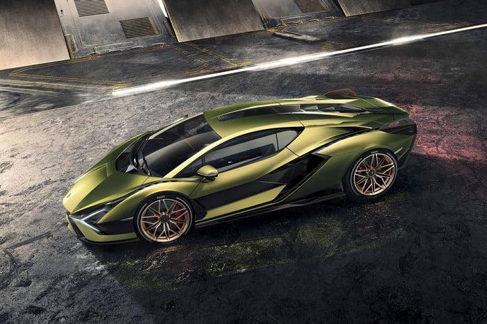 ปล่อยภาพ Lamborghini Sián ซุปเปอร์คาร์ไฮบริด ที่มีแต่ Lamborghini เท่านั้นที่สามารถทำได้ 2