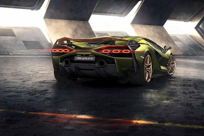 ปล่อยภาพ Lamborghini Sián ซุปเปอร์คาร์ไฮบริด ที่มีแต่ Lamborghini เท่านั้นที่สามารถทำได้ 3