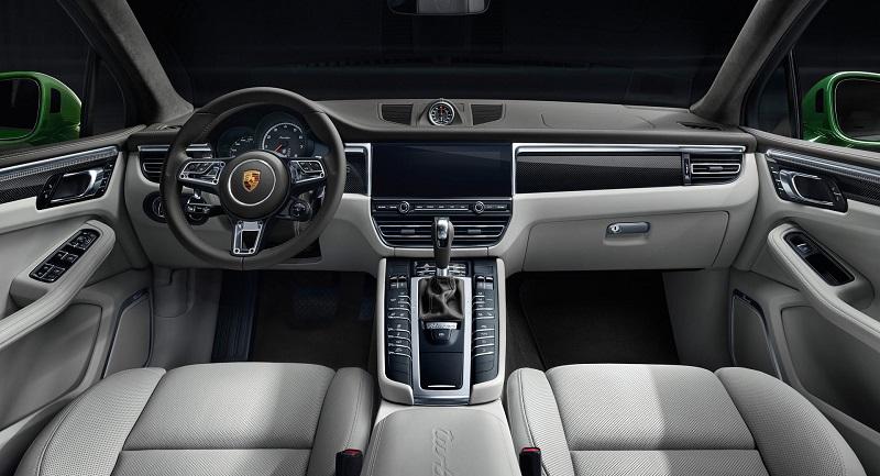 ยกระดับขึ้นอีกขั้น Porsche Macan Turbo Minorchange เอสยูวีตัวแรง 3