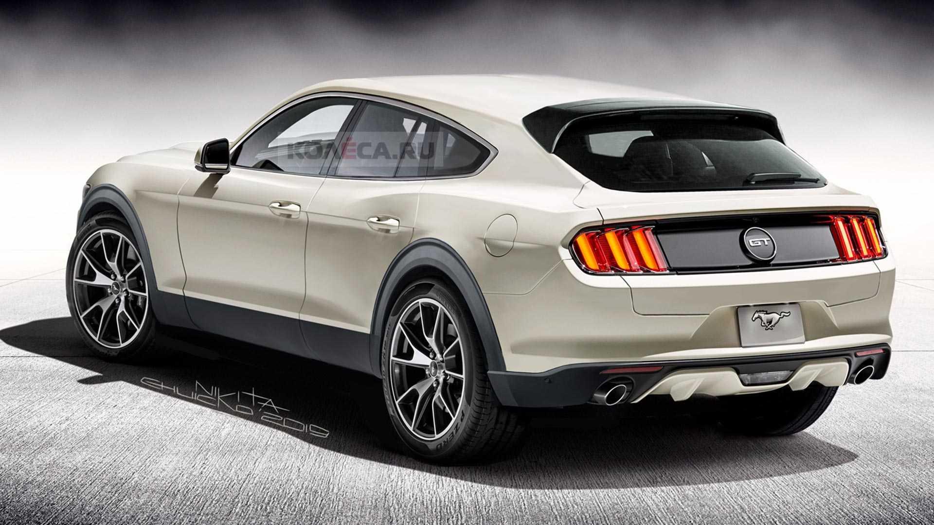 Ford วางแผนขยายกองทัพ เปลี่ยน Mustang เป็นรถไฟฟ้าในร่างของ Crossover อาจเผยโฉมปี 2020 4