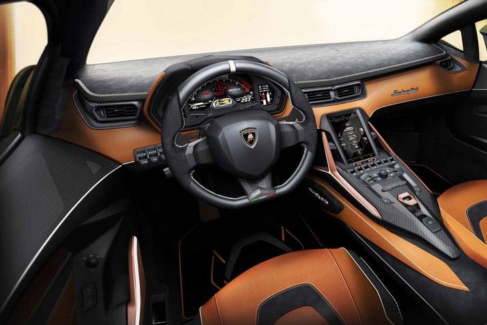 ปล่อยภาพ Lamborghini Sián ซุปเปอร์คาร์ไฮบริด ที่มีแต่ Lamborghini เท่านั้นที่สามารถทำได้ 6
