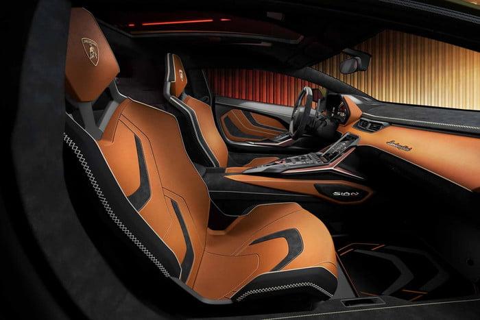 ปล่อยภาพ Lamborghini Sián ซุปเปอร์คาร์ไฮบริด ที่มีแต่ Lamborghini เท่านั้นที่สามารถทำได้ 7