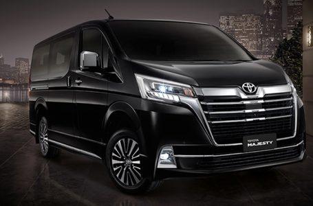 Toyota นำเข้ารถตู้ Majesty ปี 2020-2021