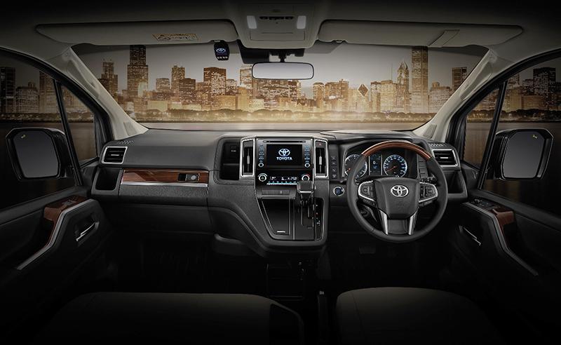 ราคา ตารางผ่อนดาวน์ All NEW Toyota Majesty (นำเข้า CBU) ปี 2020-2021 1