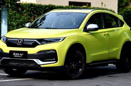 Honda XR-V ใหม่ เตรียมตัวลุยตลาดรถยนต์ SUV ของอินเดีย