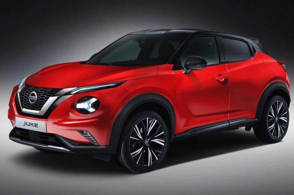 NEW Nissan Juke ราคาเริ่มต้น 641,000 บาท วางจำหน่ายที่สหราชอาณาจักร
