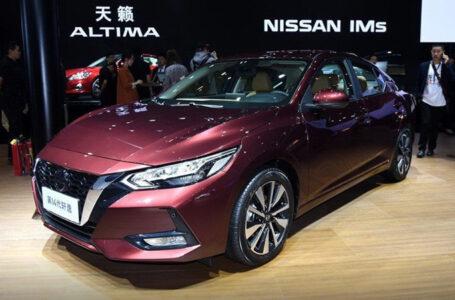 เปิด ตัวอย่างเป็นทางการ All new Nissan sylphy 2020