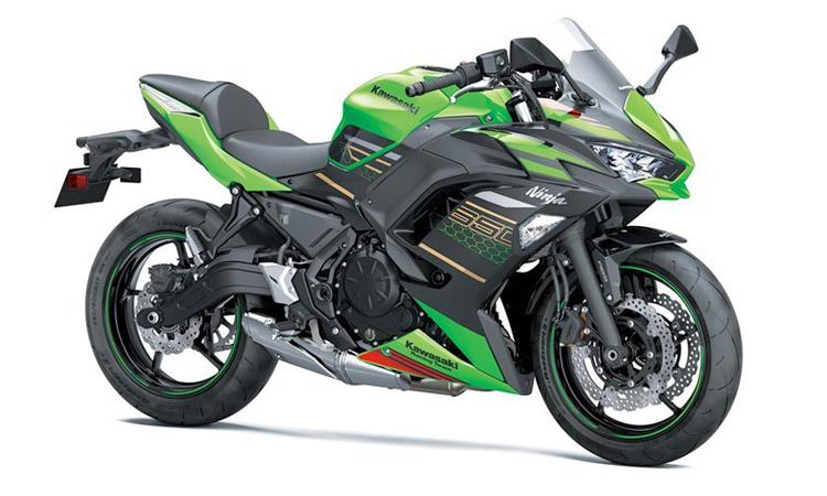 2020_ Kawasaki Ninja 650