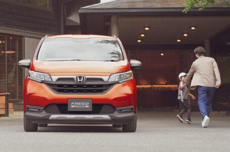 เผยโฉม Honda Freed Crosstar ปี 2020 ในแดนปลาดิบ
