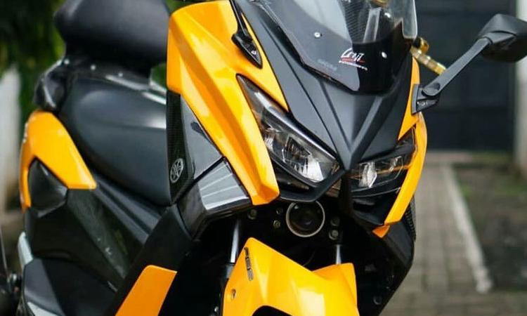 All New Yamaha NMAX