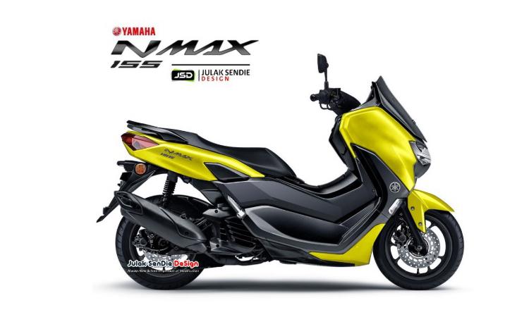 22020-Yamaha NMAX 115