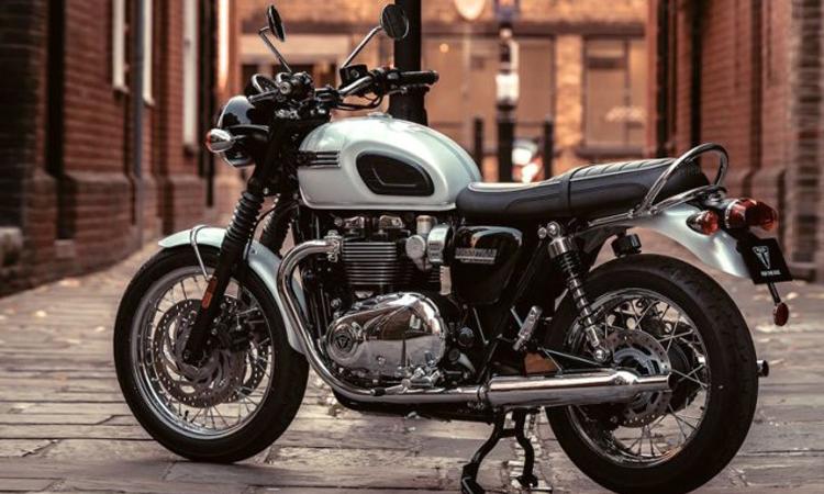 Triumph 400cc