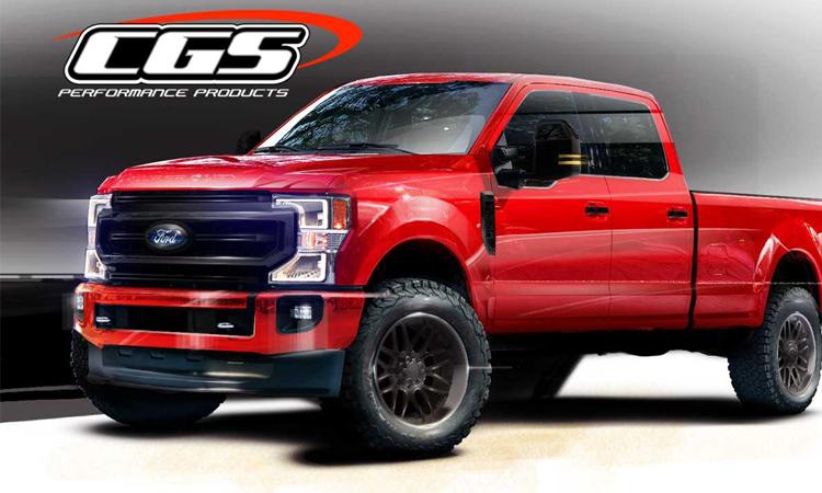 Ford F-Series Super Duty รุ่นแต่งพิเศษ