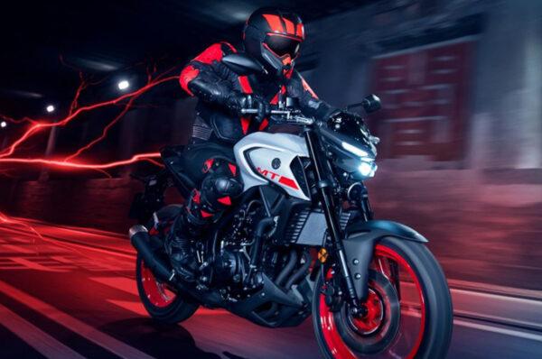 คาดเปิดตัว All New Yamaha MT-03 ที่ไทย 28 พ.ย. นี้