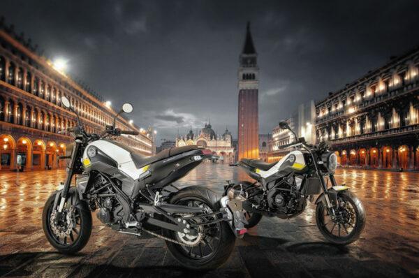 พร้อมวางจำหน่ายในไทยแล้วกับ Benelli Leoncino 250 เริ่มต้นเพียง 106,000 บาท