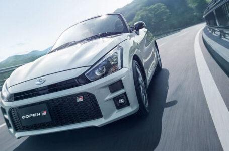 เคาะราคา Toyota Copen GR Sport เริ่มต้นที่ 684,000 บาท