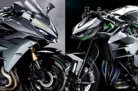 Kawasaki Ninja ZX-25R และ Z ซุปเปอร์ชาร์จเตรียมเผยโฉม 23 ต.ค.2019 นี้