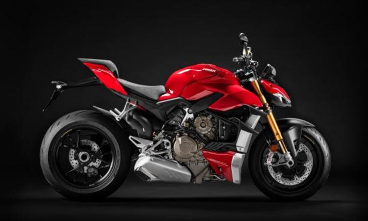 แรงสุดในรุ่น Ducati Streetfighter V4 และ Streetfighter V4S 208 แรงม้า