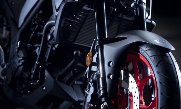 Yamaha MT-03 ปี 2020_