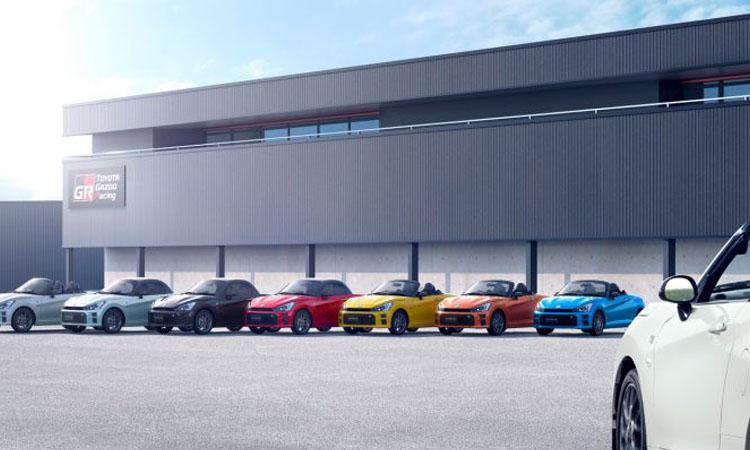 Toyota Copen GR Sport