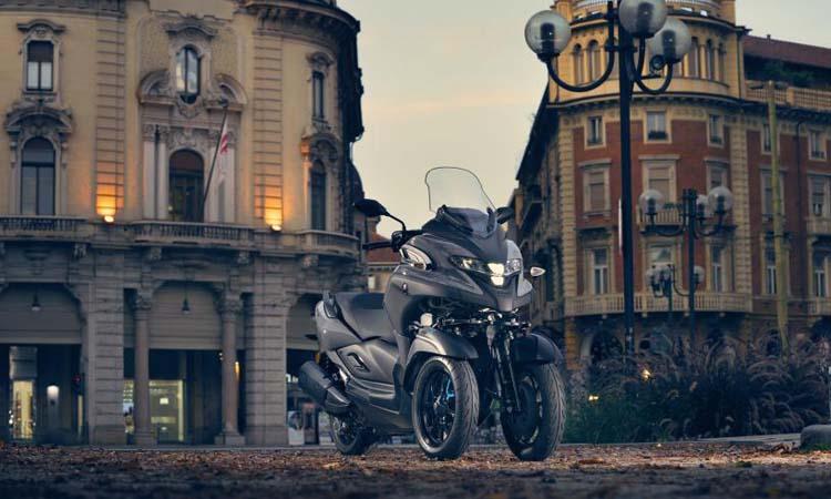 Yamaha Tricity 300 ปี 2020