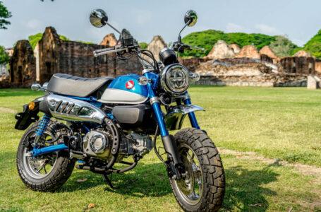 ราคา ตารางผ่อนดาวน์ Honda Monkey125 ปี 2020-2021