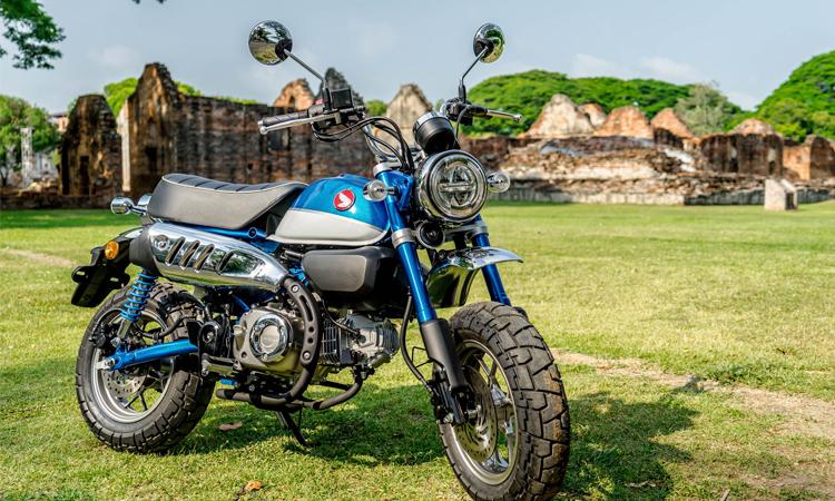 2019_Honda Monkey
