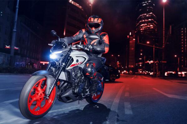 Yamaha MT-03 ปี 2020 สเปคยุโรป มาพร้อมกับเครื่องยนต์ที่ใหญ่ขึ้น