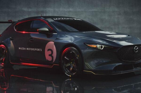 Mazda3 TCR สปอร์ตตัวแรง จับคู่มากับเครื่องยนต์เบนซิลเทอร์โบ 350 แรงม้า