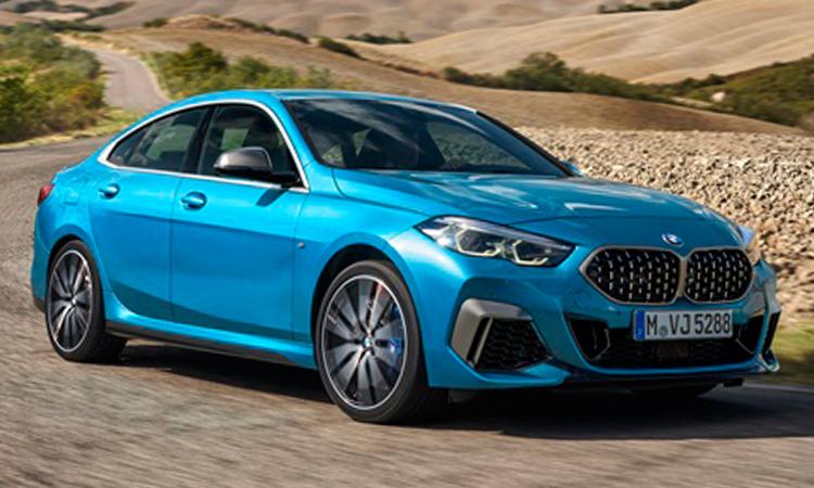 BMW 2 series Gran Coupe 2019 คูเป้สี่ประตู ราคาตัวเริ่มต้น 1 ล้านต้นๆ