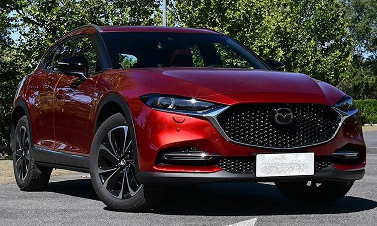 Mazda CX-4 Minorchange