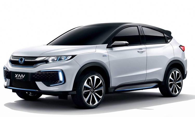 Honda X-NV Sport EV รถยนต์พลังงานไฟฟ้า 100% ที่เตรียมเปิดตัวในประเทศจีน