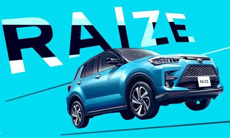 All NEW Toyota Raize B-SUV Entry (TNGA)