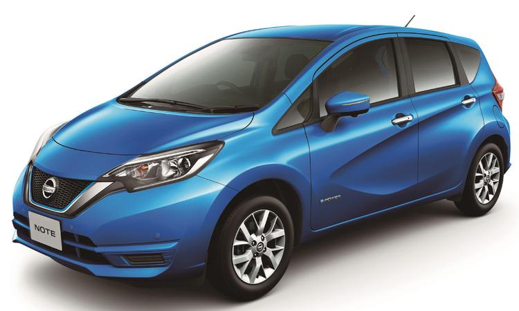 Nissan Note V Selection