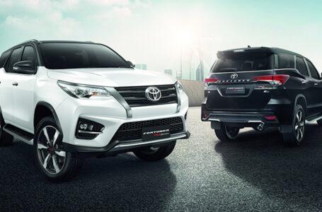 Toyota Fortuner TRD Sportivo 2 ปี 2020-2021