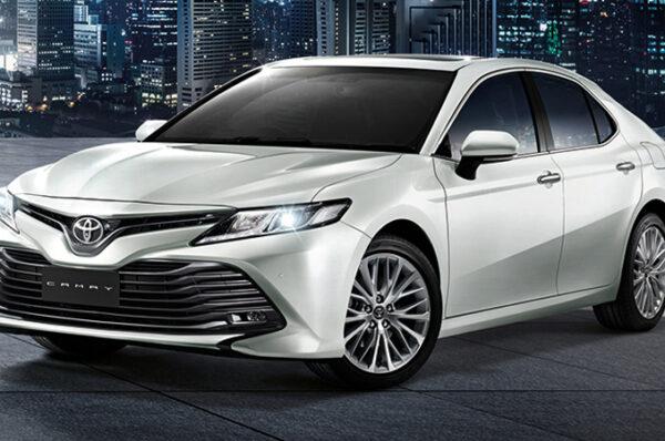 Toyota Camry 2.0 / 2.5 / 2.5 Hybrid ราคา พร้อมตารางผ่อน/ดาวน์