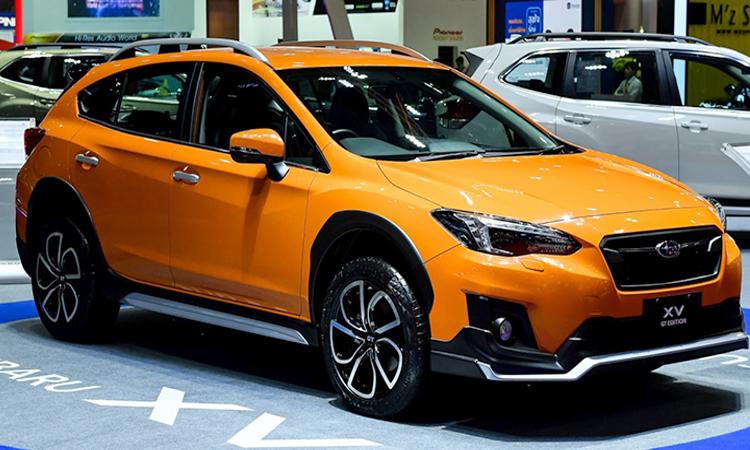 Subaru XV 2.0 AWD ราคา โปรโมชั่น พร้อมตารางราคาผ่อน/ดาวน์
