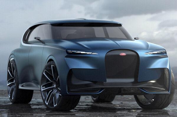 Bugatti Super SUV รถหรูพลังงานไฮบริด 1,000 แรงม้า