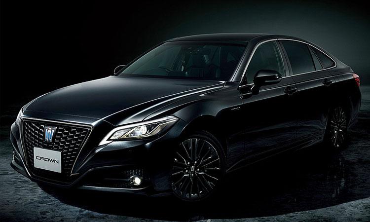 Toyota Crown ซีดานสปอร์ตแบบจัดเต็ม ราคาเริ่มต้นในญี่ปุ่นที่ 1.45 ล้านบาท