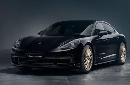 Porsche Panamera 10 Years Edition รุ่นพิเศษฉลองครบรอบ 10 ปี
