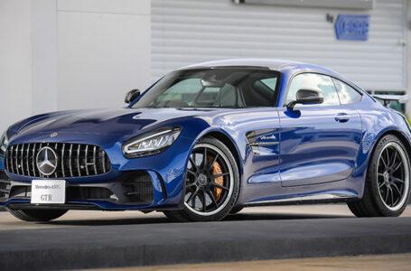 ราคา Mercedes-AMG GT R (Facelift) พร้อมตารางราคาผ่อน/ดาวน์