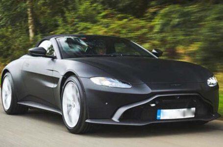Aston Martin Vantage Roadster รถสปอร์ตเปิดประทุนสุดหรู