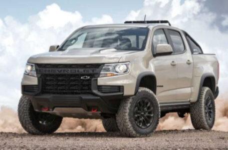 Chevrolet Colorado ในสหรัฐอเมริกา ได้ปรับลุคใหม่