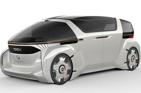 Toyota เตรียมผลิตรถตู้แห่งอนาคต Toyota PMCV Concept ที่ตอบโจทย์ความล้ำสมัย