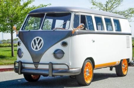 นวัตกรรมใหม่ รถตู้คลาสสิกพลังไฟฟ้า Volkswagen Type 20 Concept