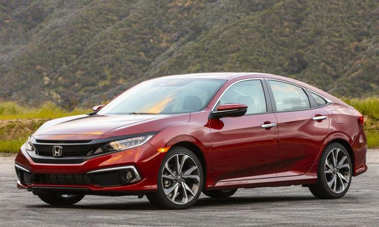 Honda Civic Sedan 2020 ดีไซน์ปรับแต่งเพิ่มความสปอร์ตมากยิ่งขึ้น