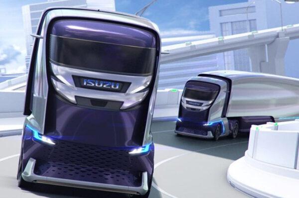 Isuzu เตรียมเปิดตัว Isuzu FL IR Truck รถบรรทุกขับอัตโนมัติ ที่งาน Tokyo Motor Show 2019 เป็นที่แรก