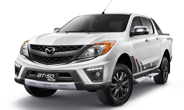 ราคา Mazda BT50 Pro