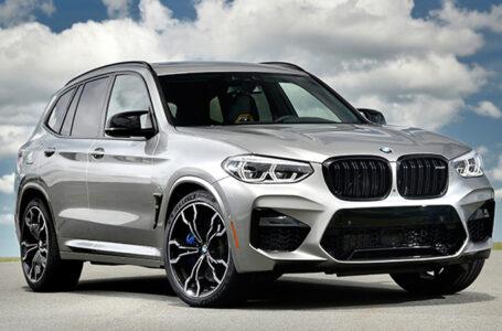 ราคา BMW X3 M เบนซิน 3.0 เทอร์โบ เริ่มต้น 7.69 ล้านบาท (นำเข้า CBU)
